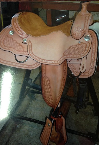 Michaels Western Saddle