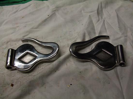 pair of hame hooks